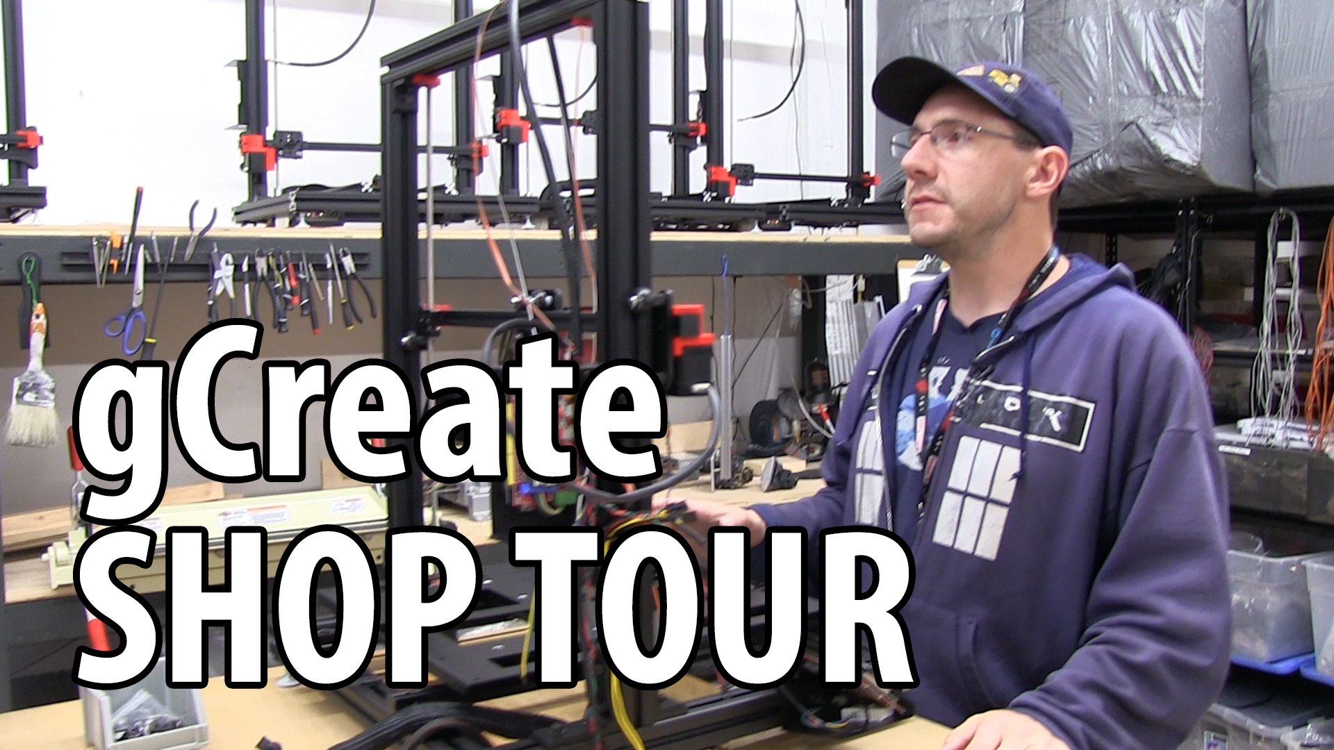 gCreate Shop Tour during World Maker Faire in New York #WMF16