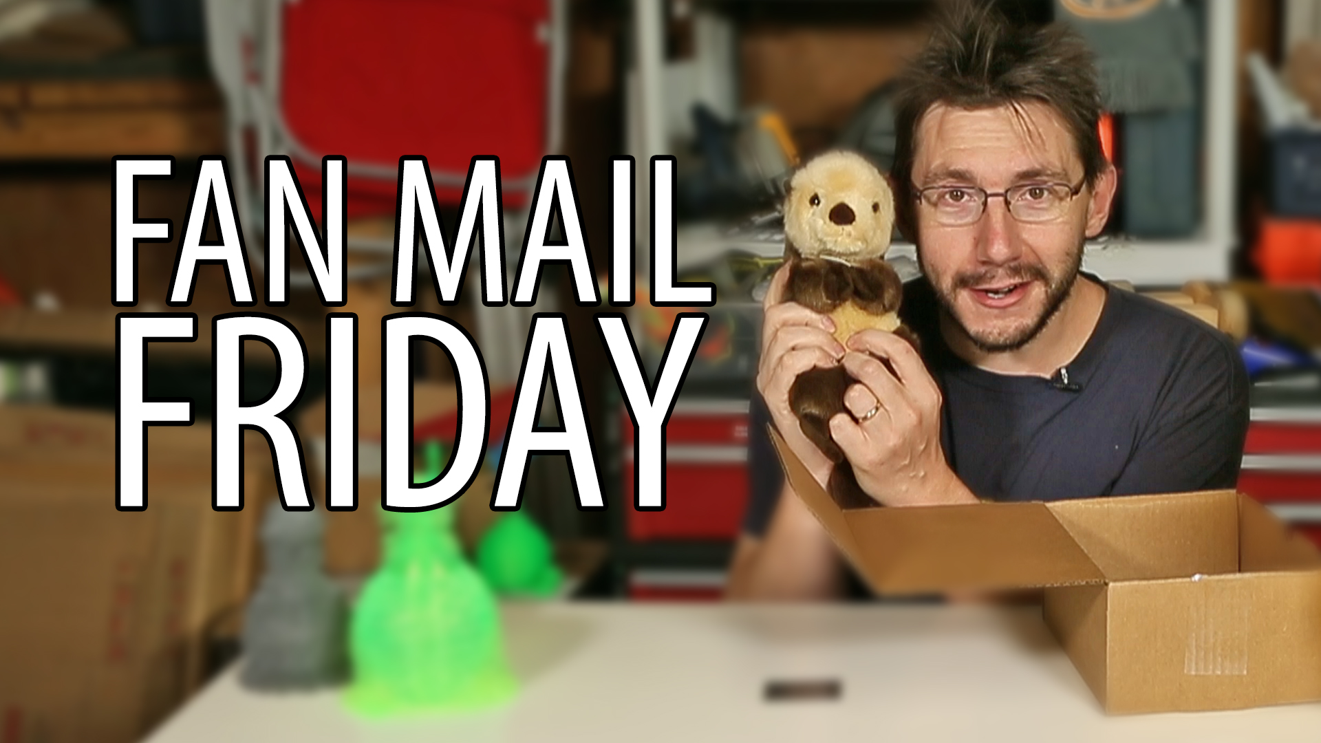 Fan Mail Friday 020 – You Otter Know
