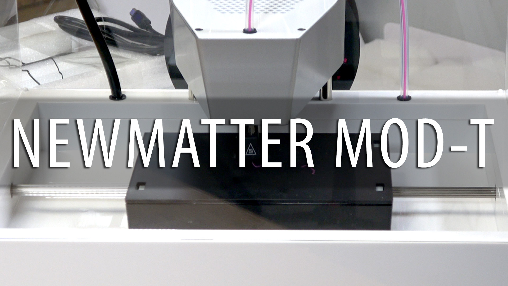 Is the NewMatter MOD-t 3D Printer Any Good?
