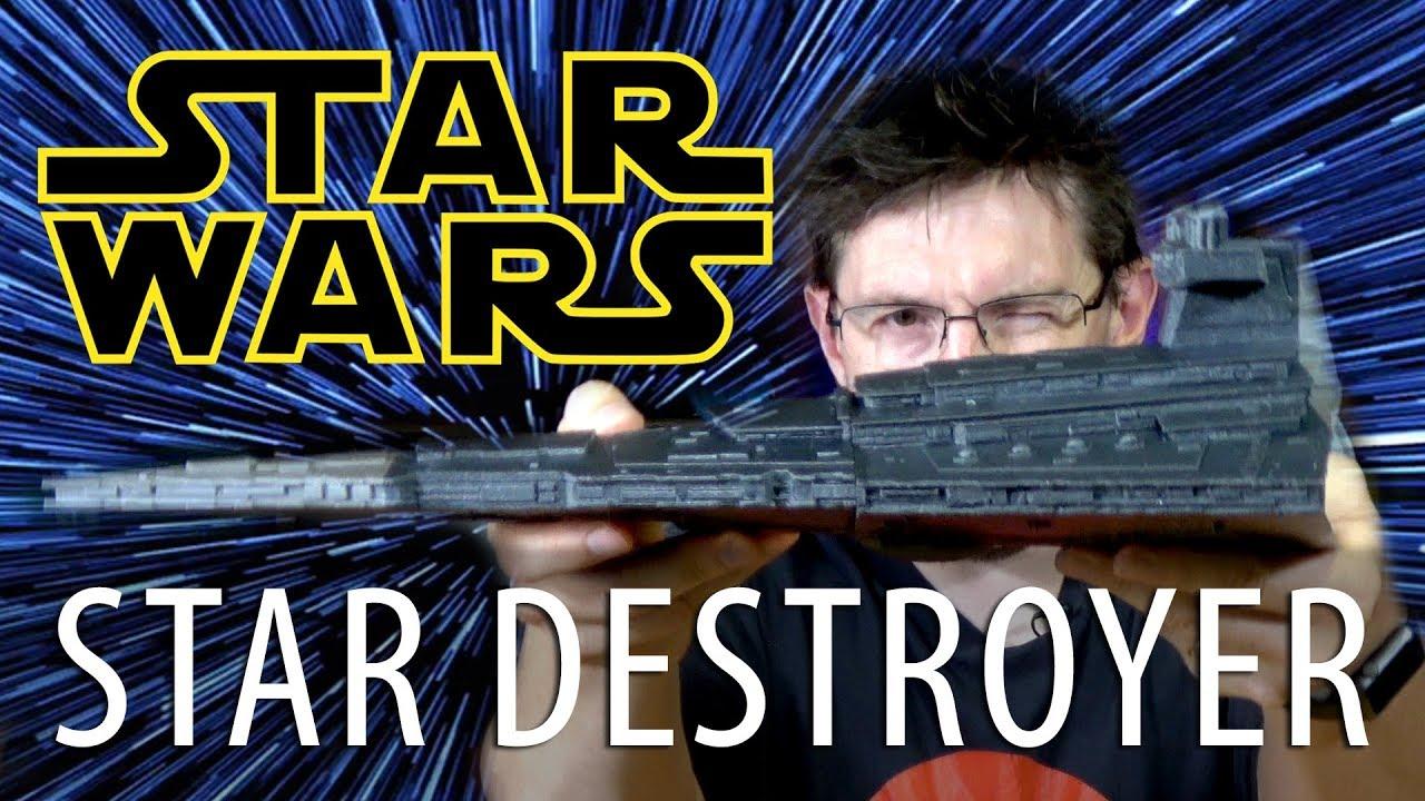 STAR WARS! Star Destroyer