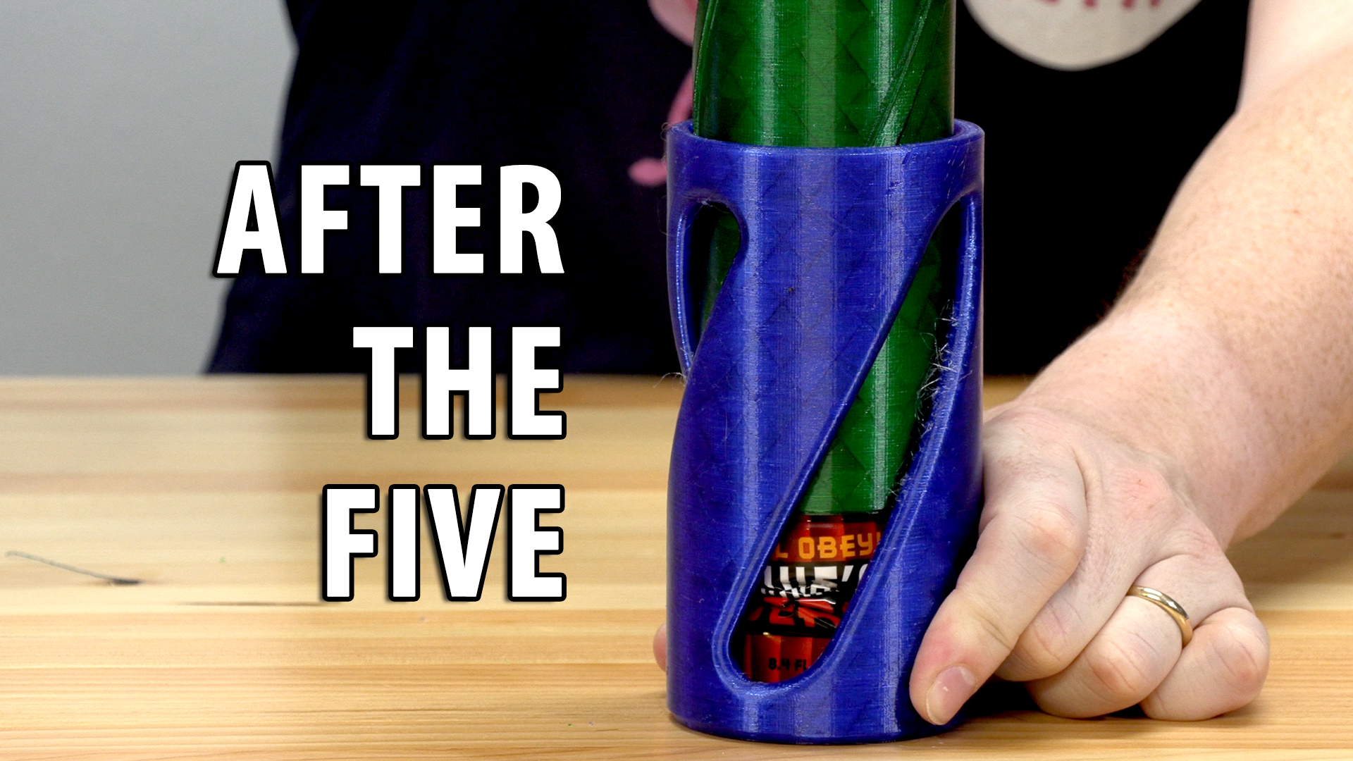 After The Five – Crushing Cans