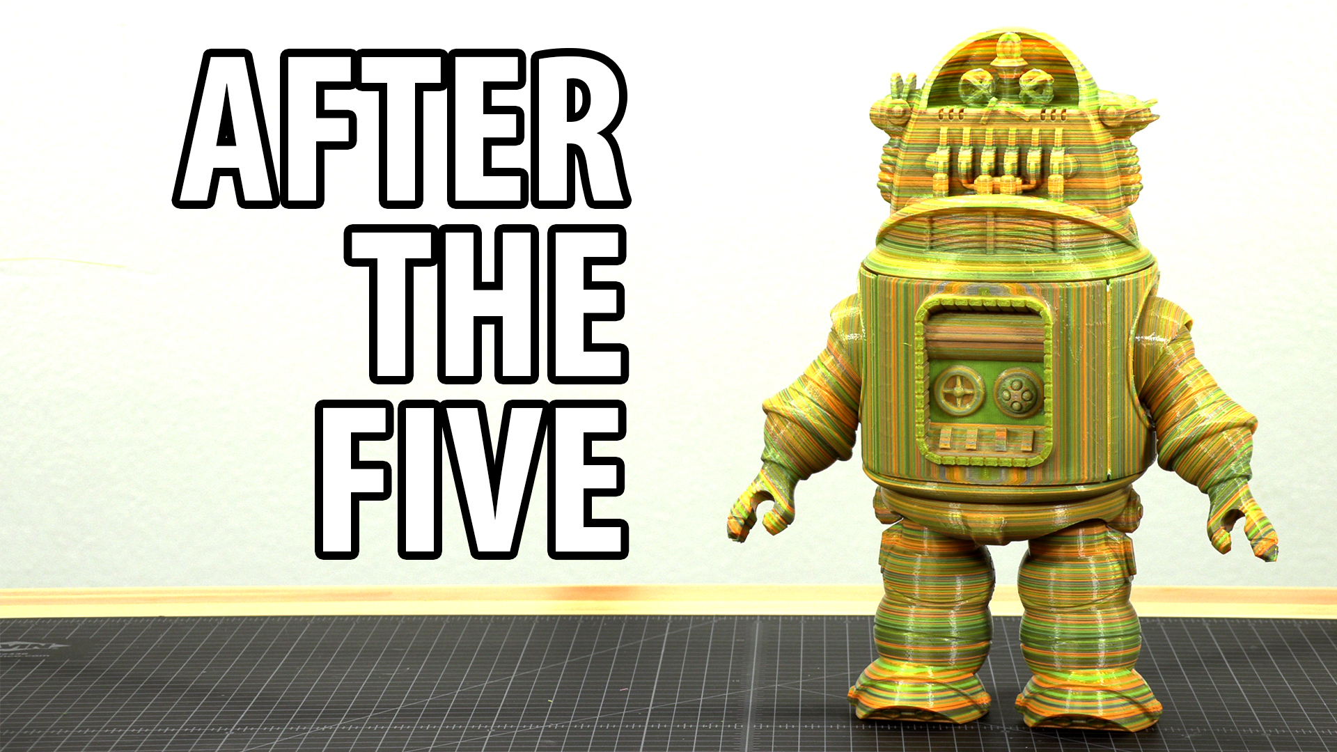 After The Five – Fab 365 Folding Robots