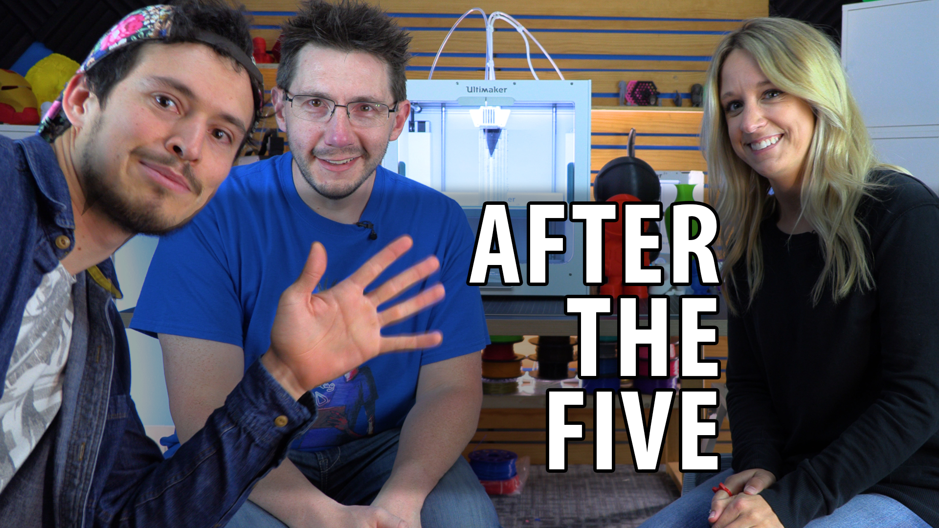 After The Five – Ultimaker S5 First Look
