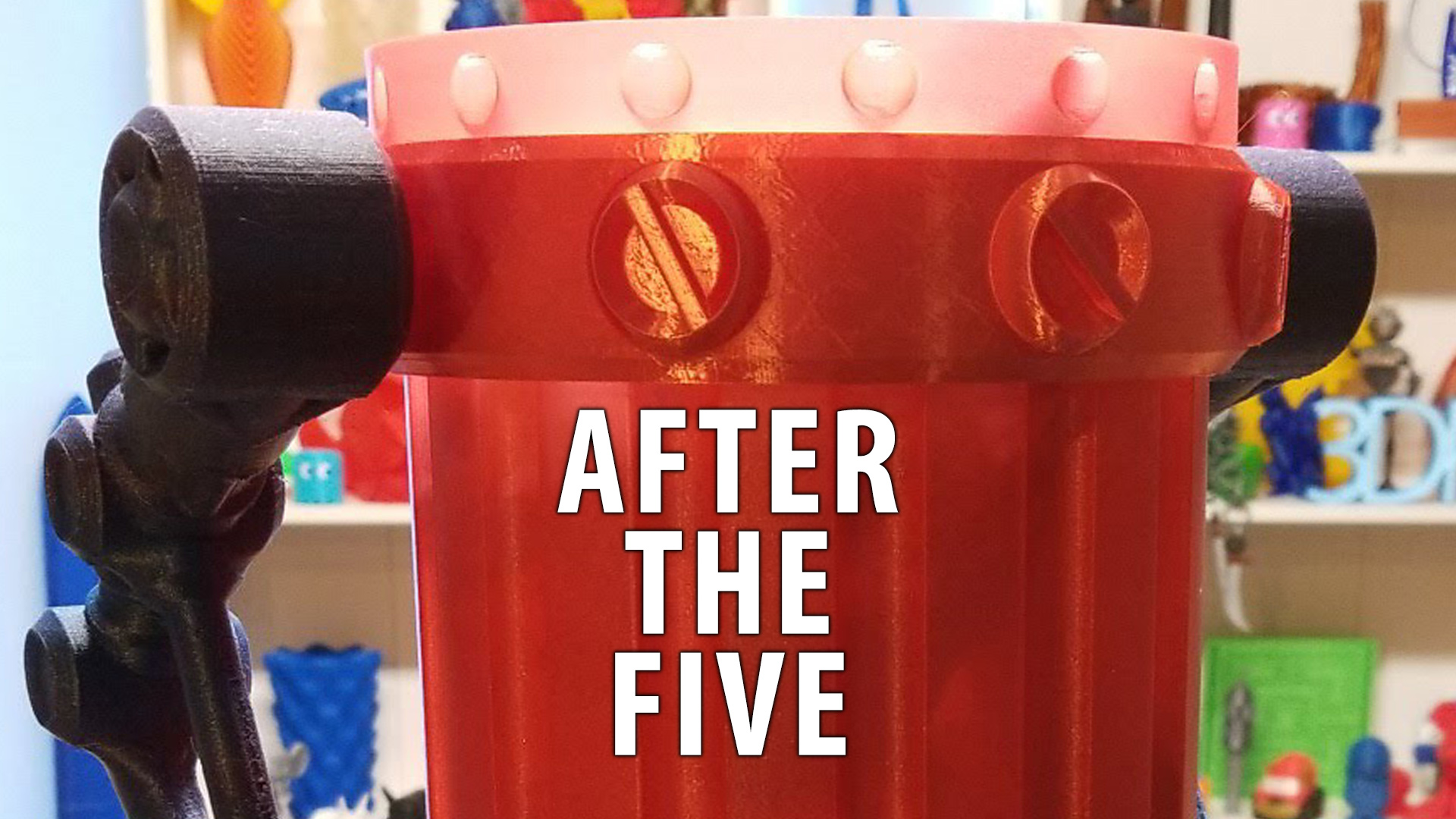 After The Five – Trash Walker