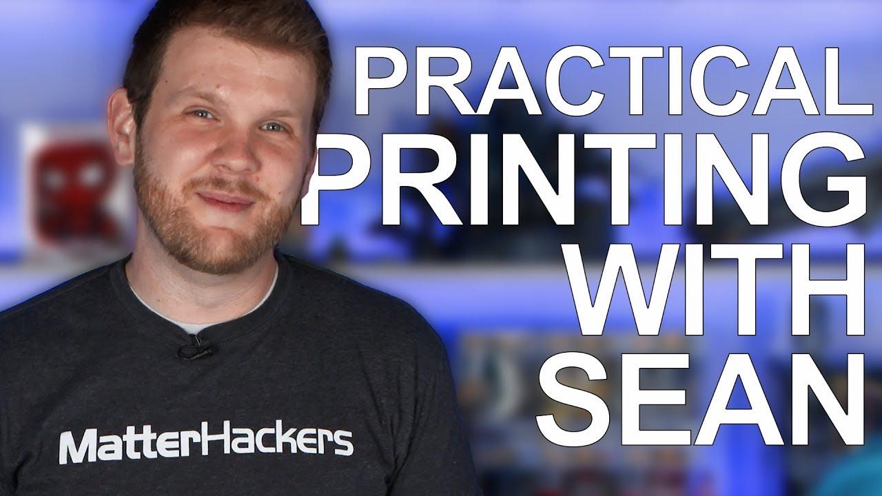 3D Printing Basics: Designing Hooks For Better Studio Audio using Matterhackers PETG and Prusa mk3