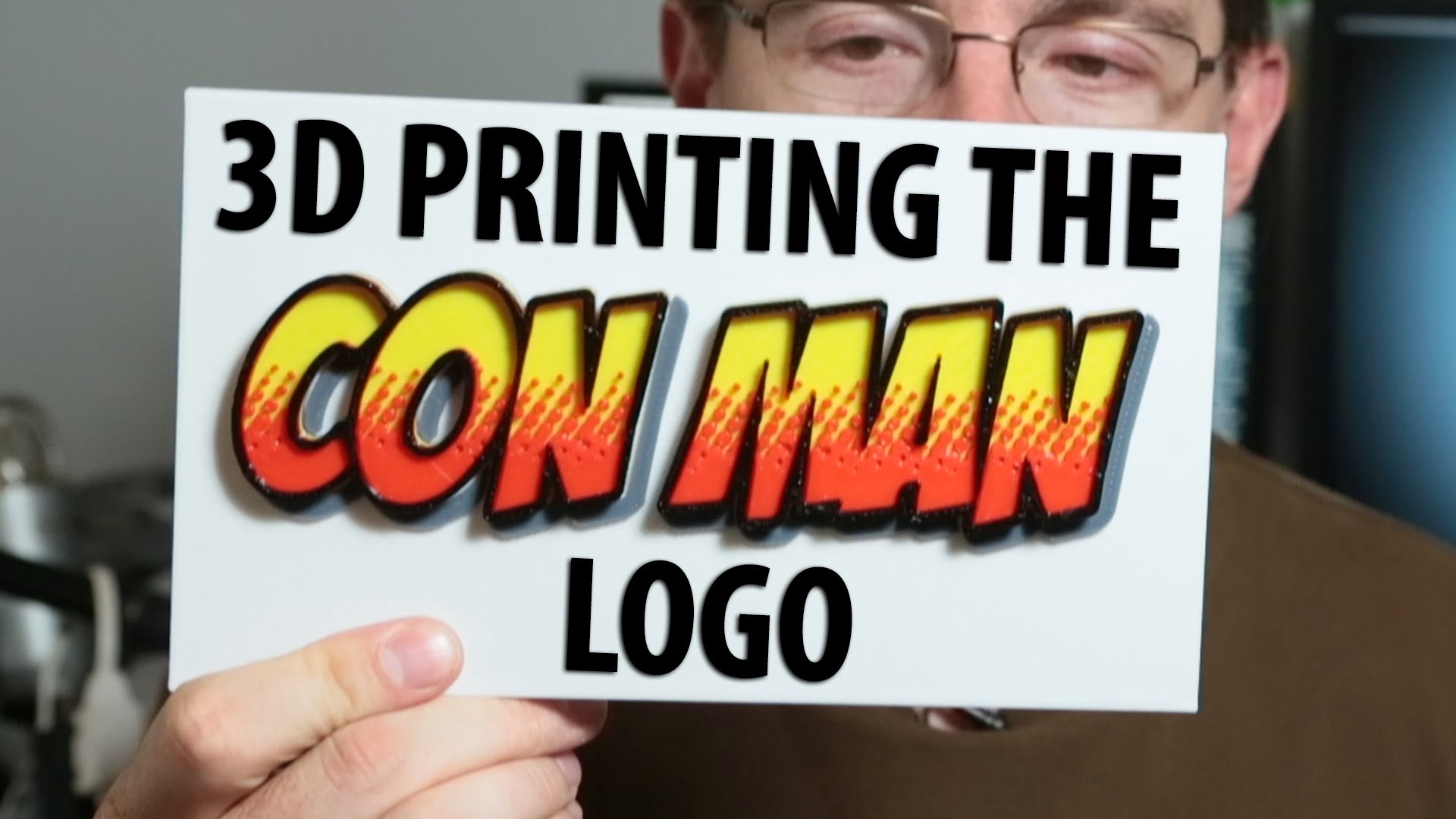 What do 3D Printing, Operation Smile, Con Man, Nathan Fillion & Alan Tudyk have in common?