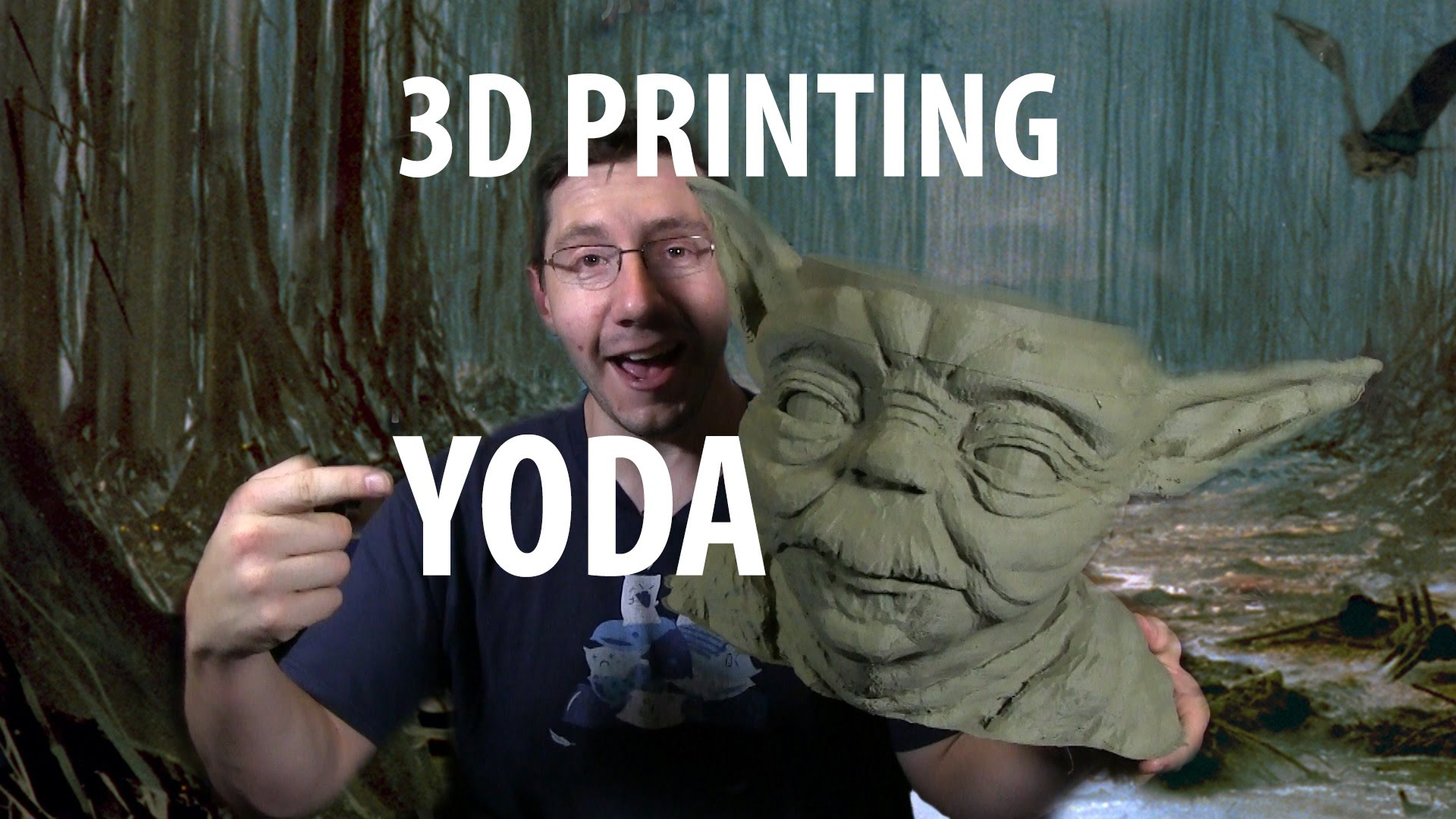 3D Printing – Star Wars Yoda Bowl by Printed Solid