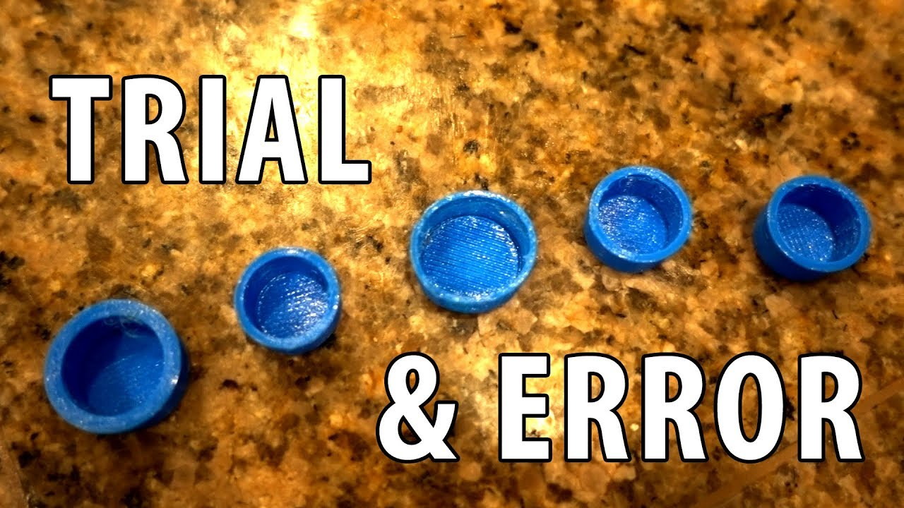 Practical 3D Printing: Fixing Salt & Pepper Shakers with Flexible Filament using ZYYX 3D Printer