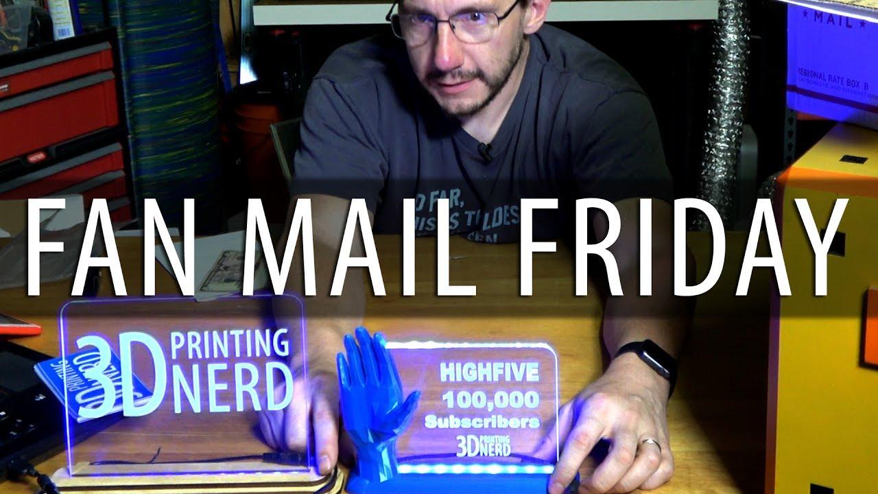 Fan Mail Friday – June 09, 2017