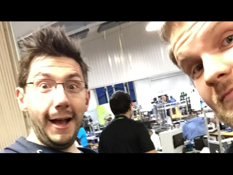 Live from MRRF!