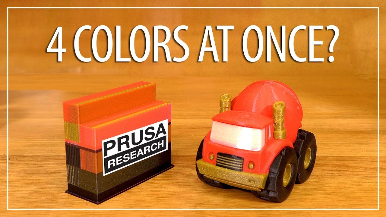 Prusa Multi Material Review(?) – My Thoughts on the Prusa MMU 3D Printer