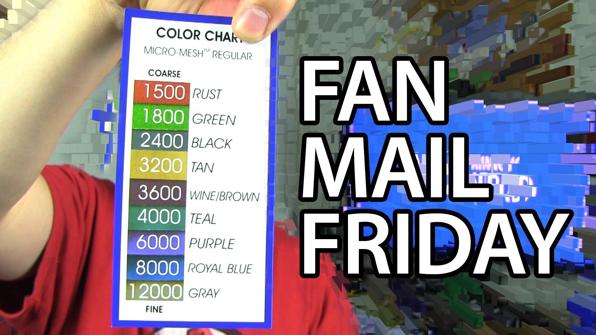 Fan Mail Friday 011