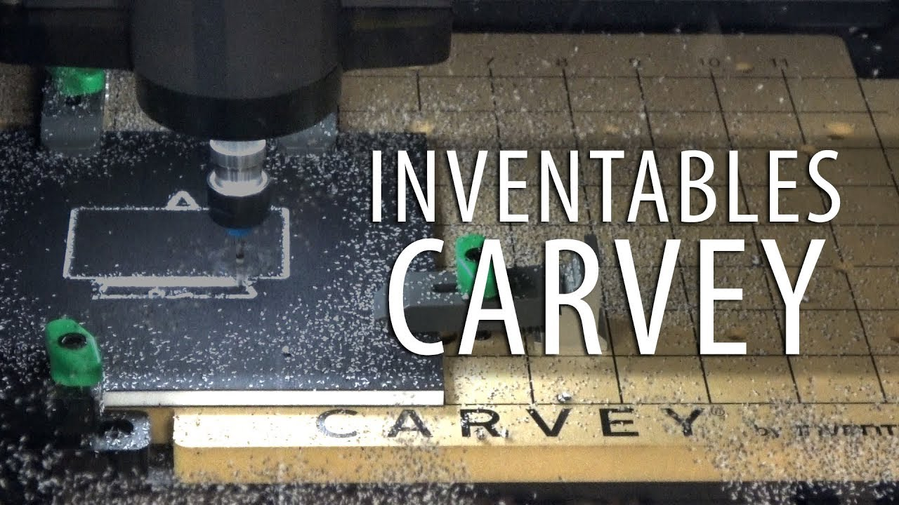 Unboxing & First Impressions of the Inventables Carvey! CNC is Cool!