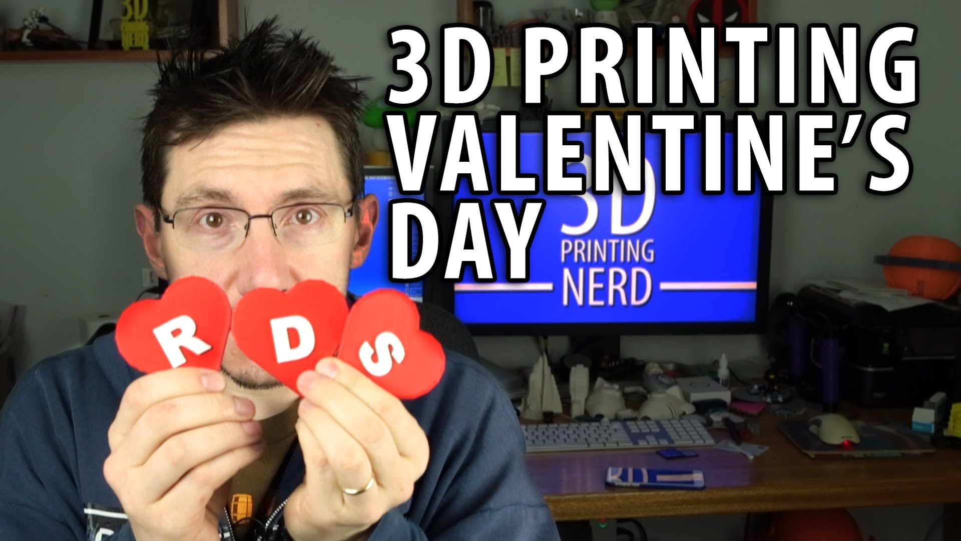 How To 3D Print Something For Valentines Day