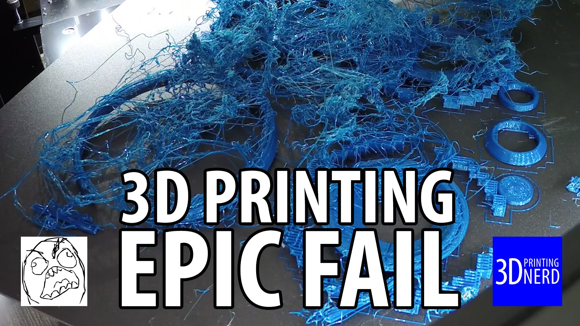 3D Printing: Epic Fail Pokeball on Raise3D N2+ with Orbpolymer