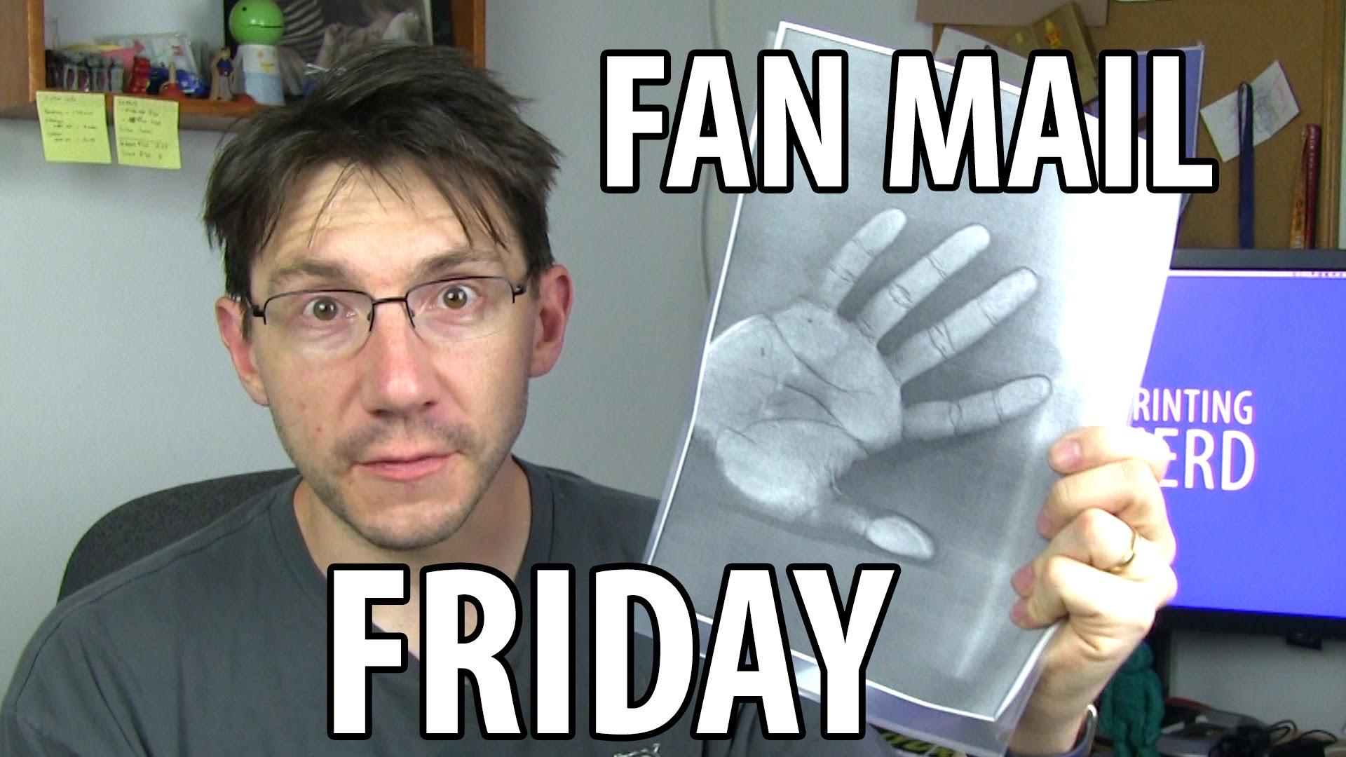 Fan Mail Friday 010 – Polysmooth Polysher Edition