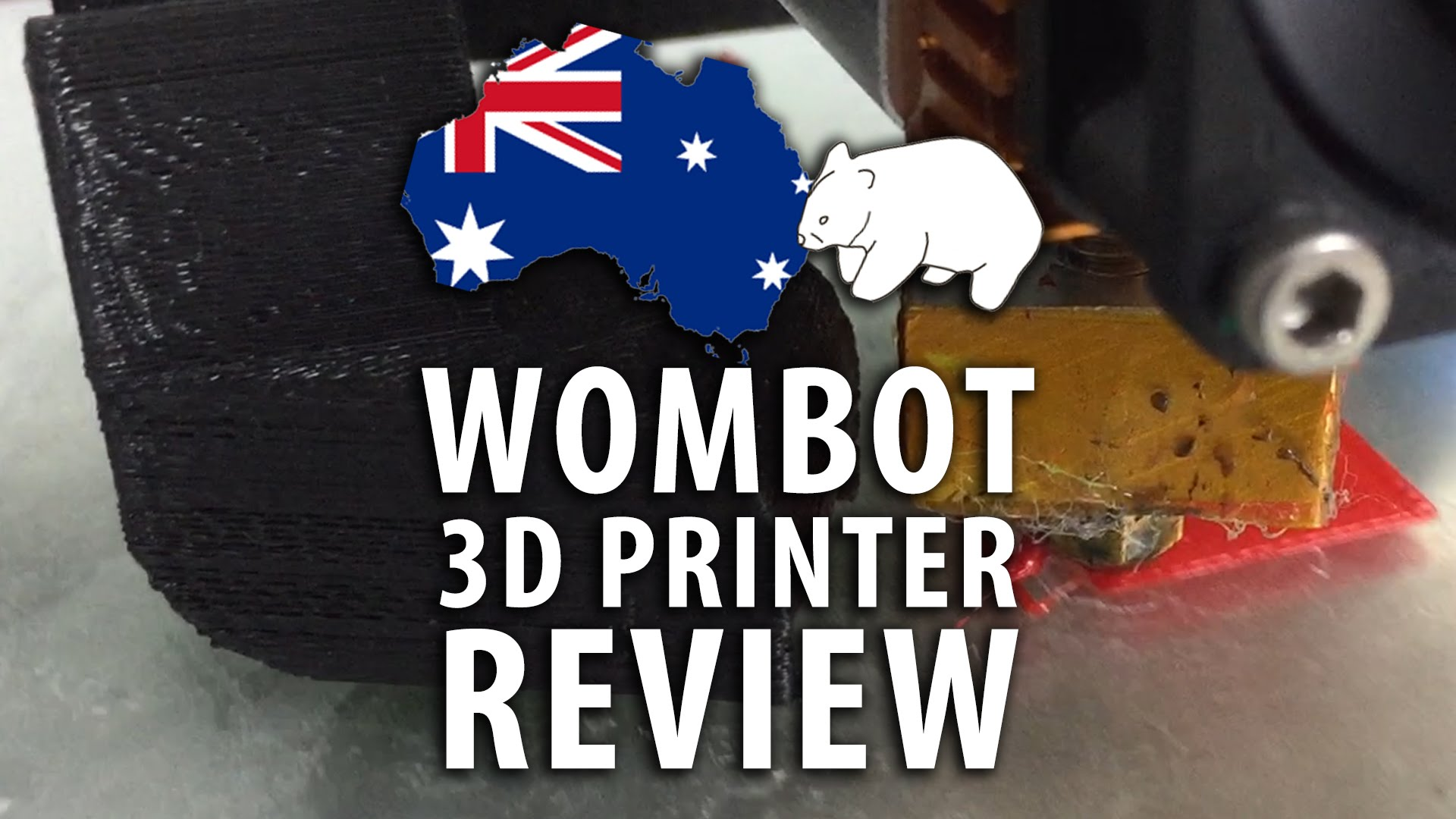 3D Printing: Wombot Exilis 3D Printer Review