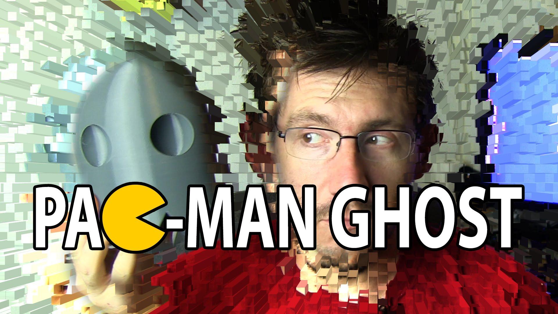 3D Printing: Pac-Man Ghost