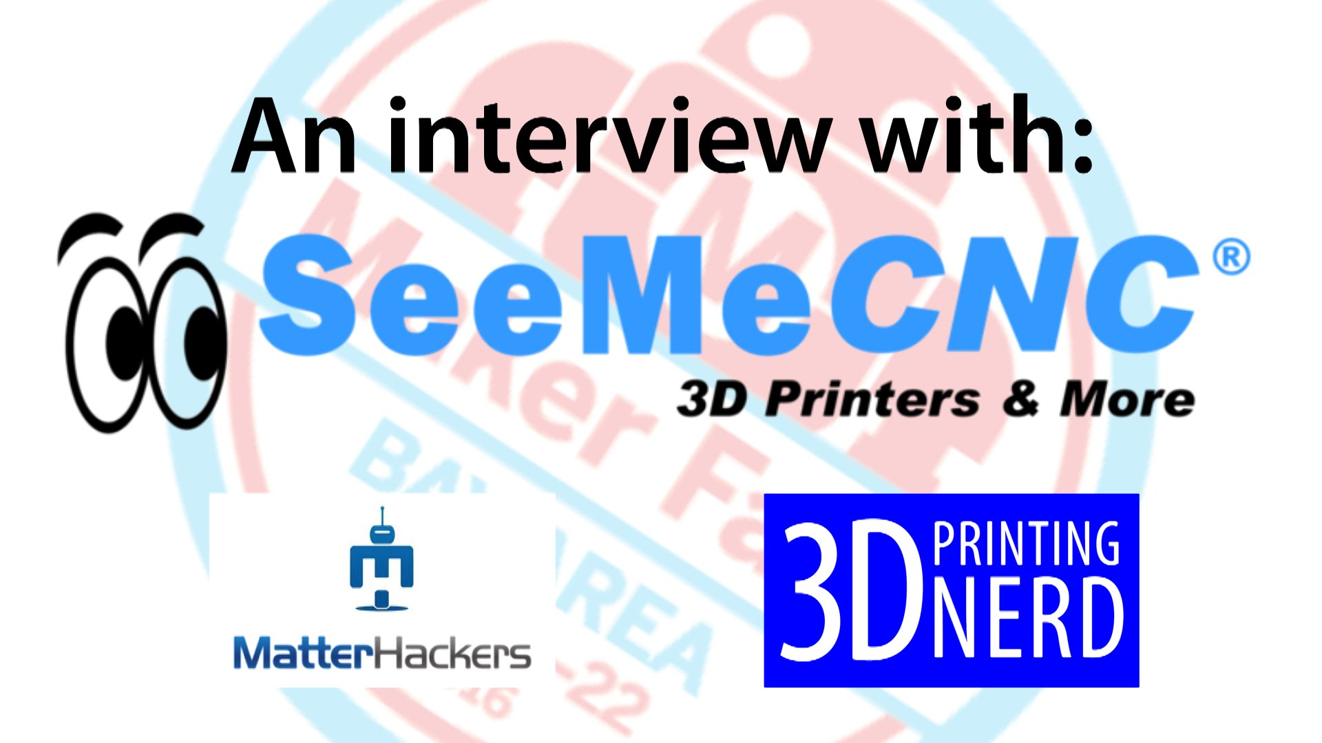 3D Printing: SeeMeCNC at Maker Faire 2016 #amazing