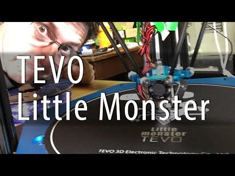 Let's Get The TEVO Little Monster Working!
