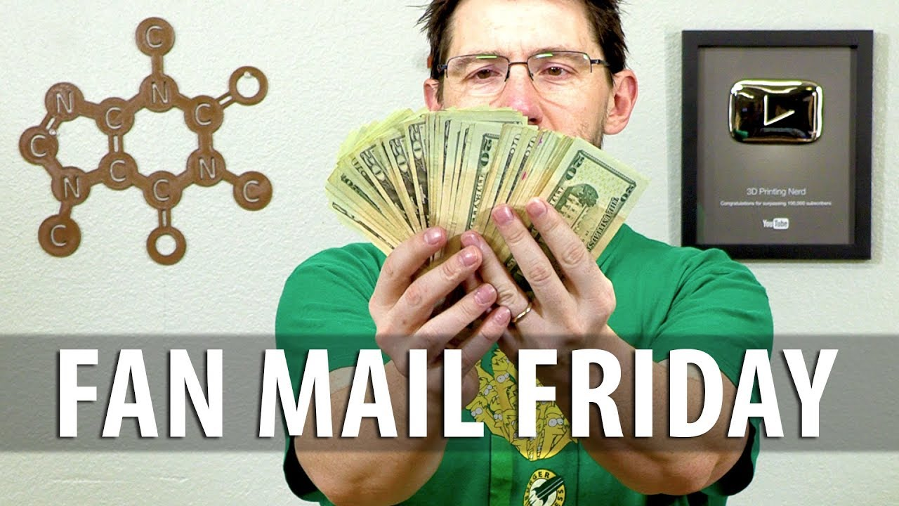 Fan Mail Friday – SO MUCH MONEY for Seattle Childrens Hospital
