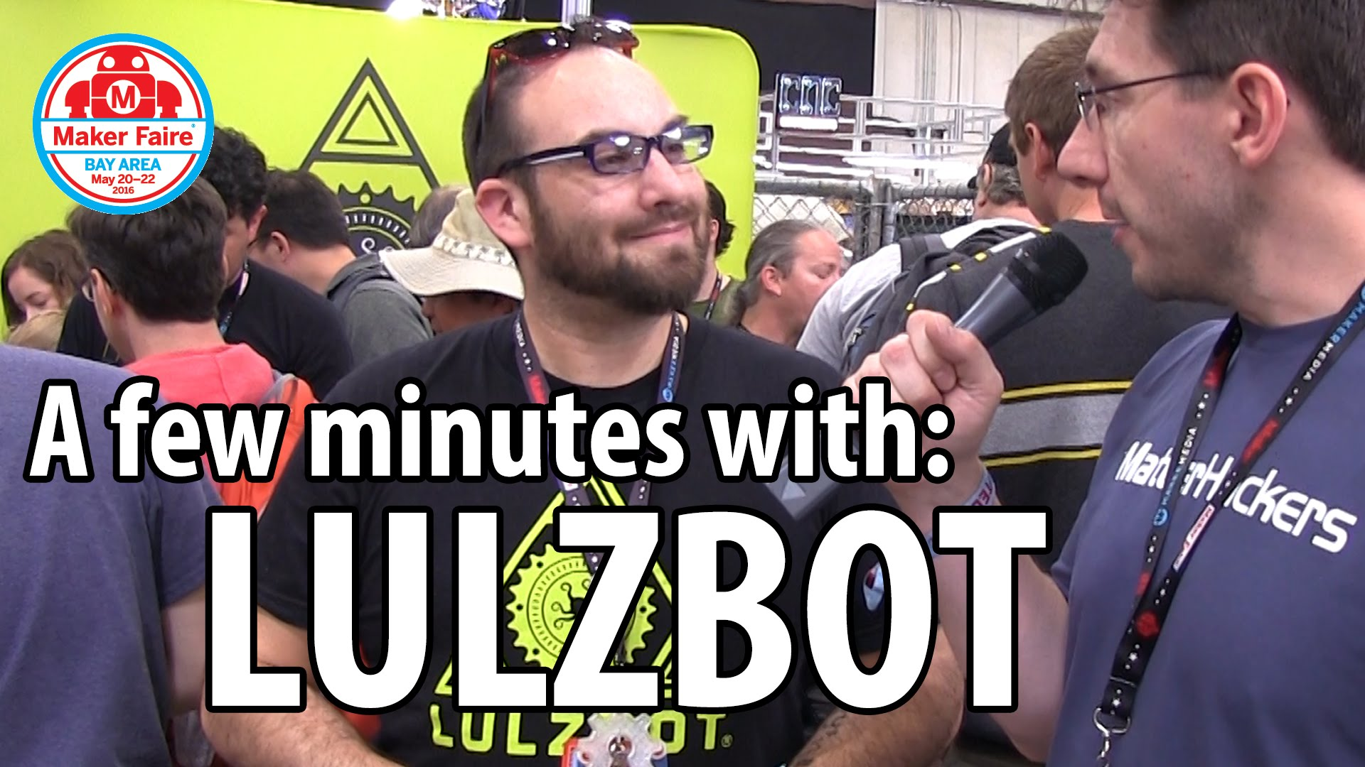 3D Printing: Lulzbot at Maker Faire 2016