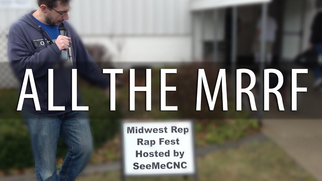 Midwest RepRap Festival 2017! SeeMeCNC, Lulzbot, Proto Pasta, E3D, and More!