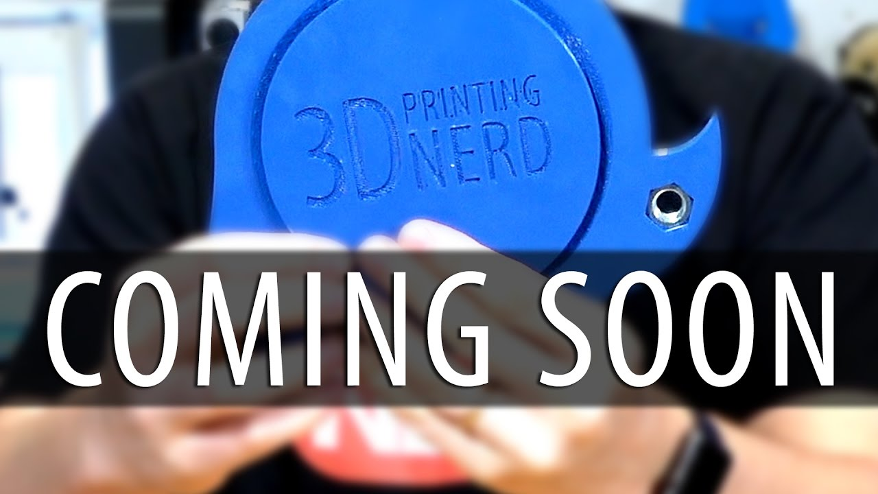 Coming Soon: 3D Printing Projects, New 3D Printers, Meetups, Maker Faire