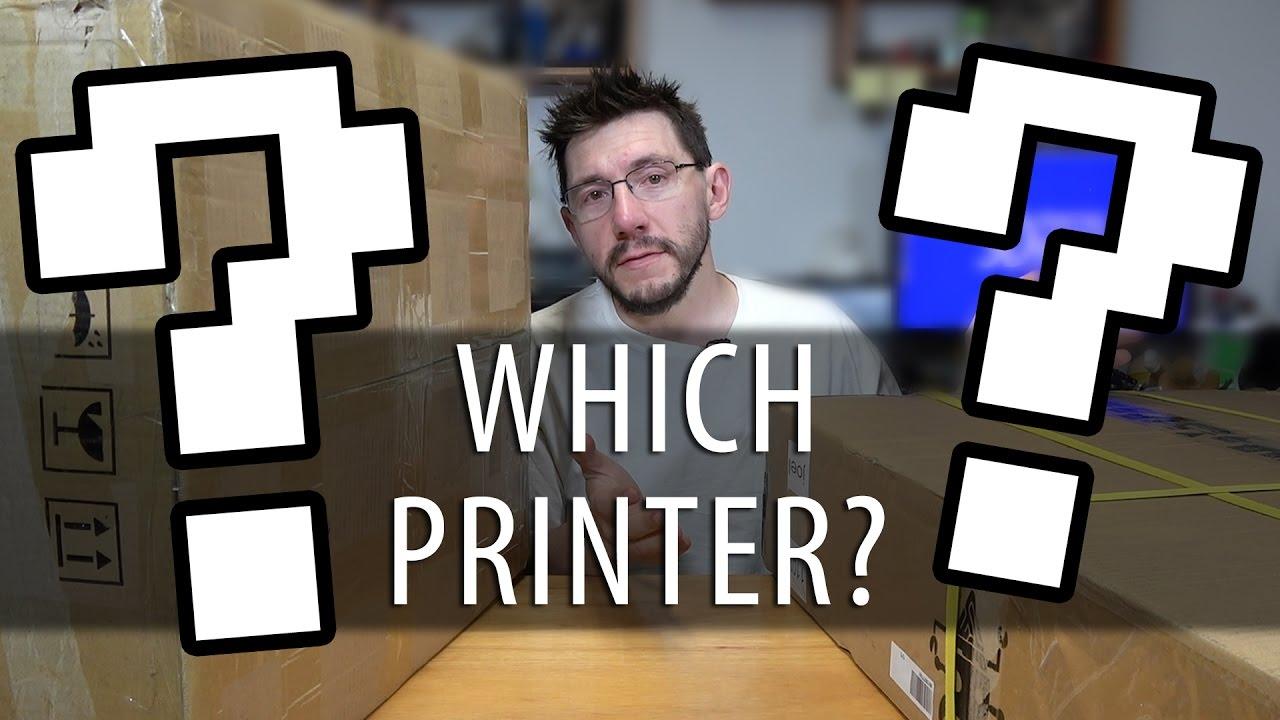 Creality CR-10 or TEVO Little Monster 3D Printer?