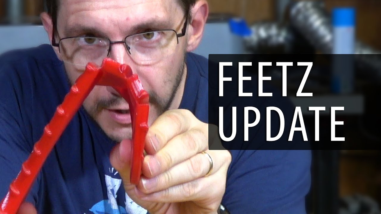 My Broken Feetz 3D Printed Shoes and How They Were Fixed