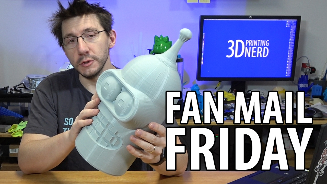 Fan Mail Friday – Back For 2017!