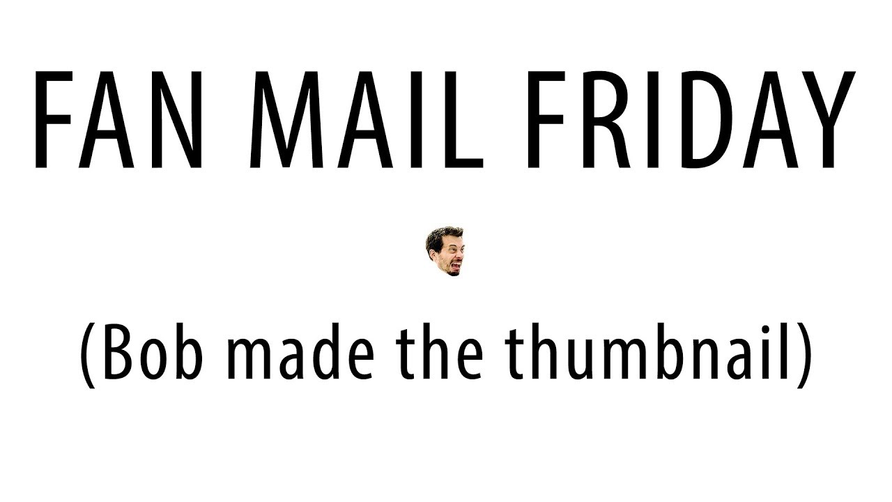 Fan Mail Friday! Rainbow Redbull Edition