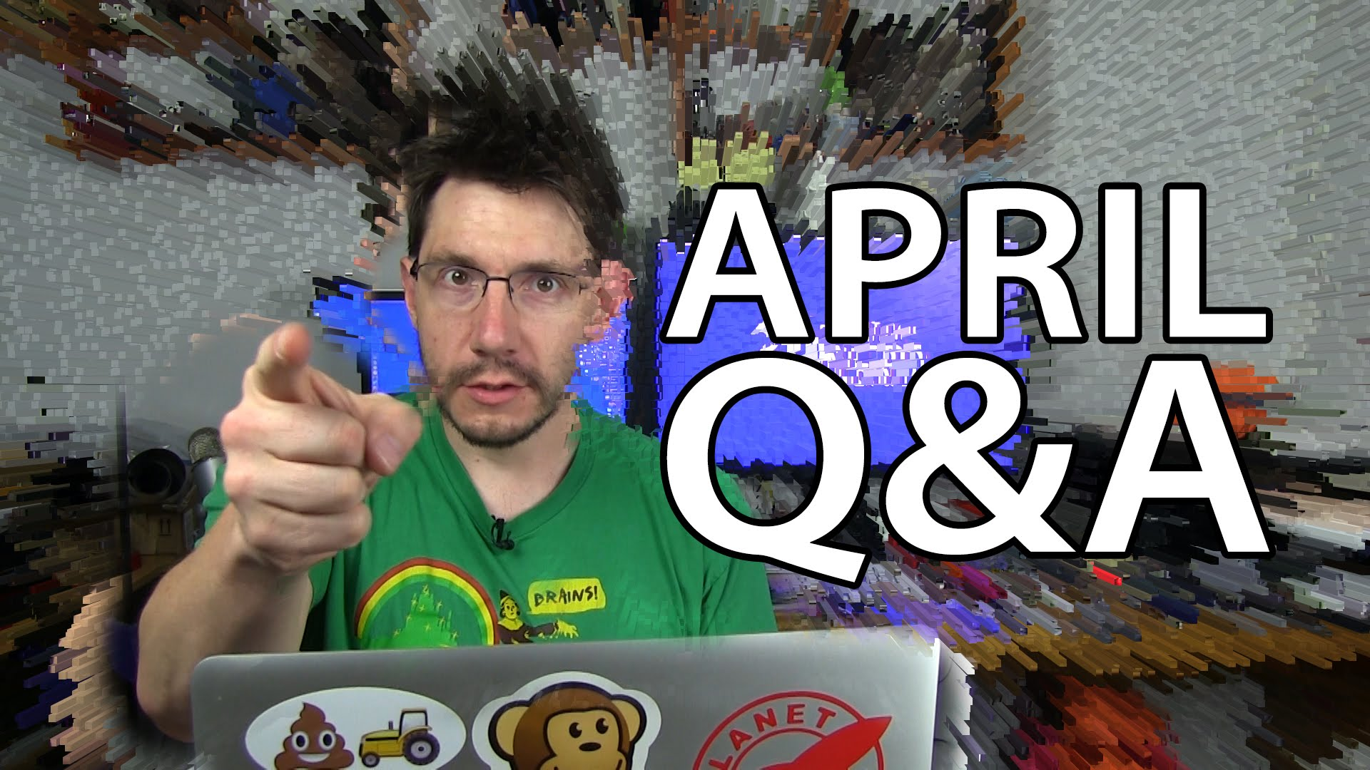 April Q&A – 3D Printing Questions and Answers