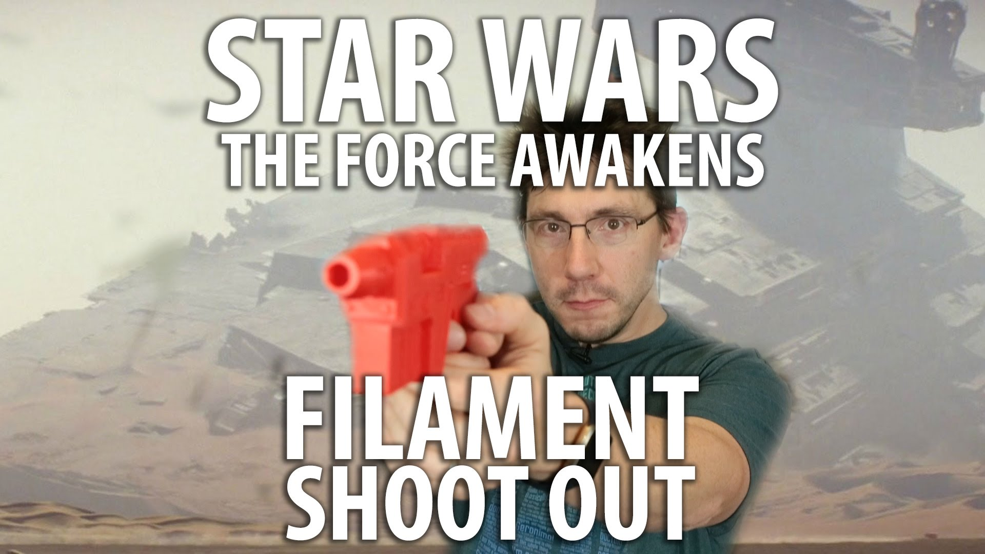 Star Wars Filament Shoot Out [CONTEST]