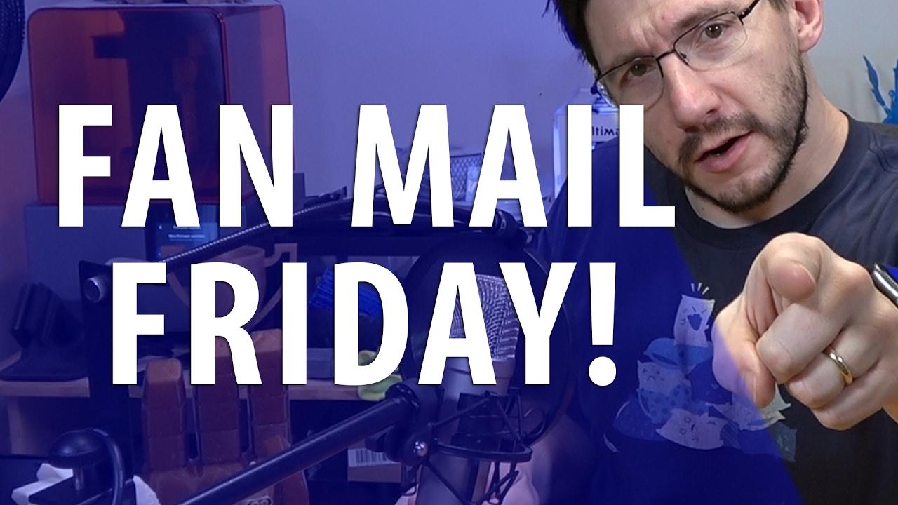 Fan Mail Friday – #highfive