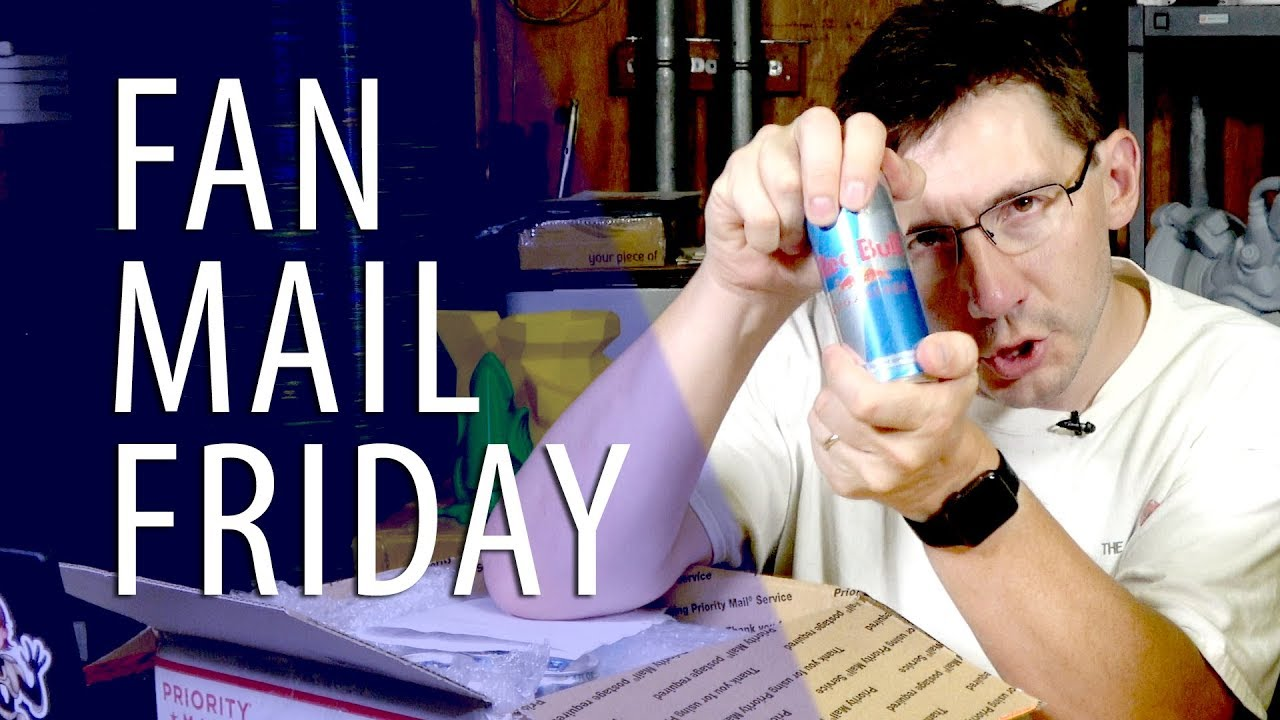Fan Mail Friday for August 4, 2017