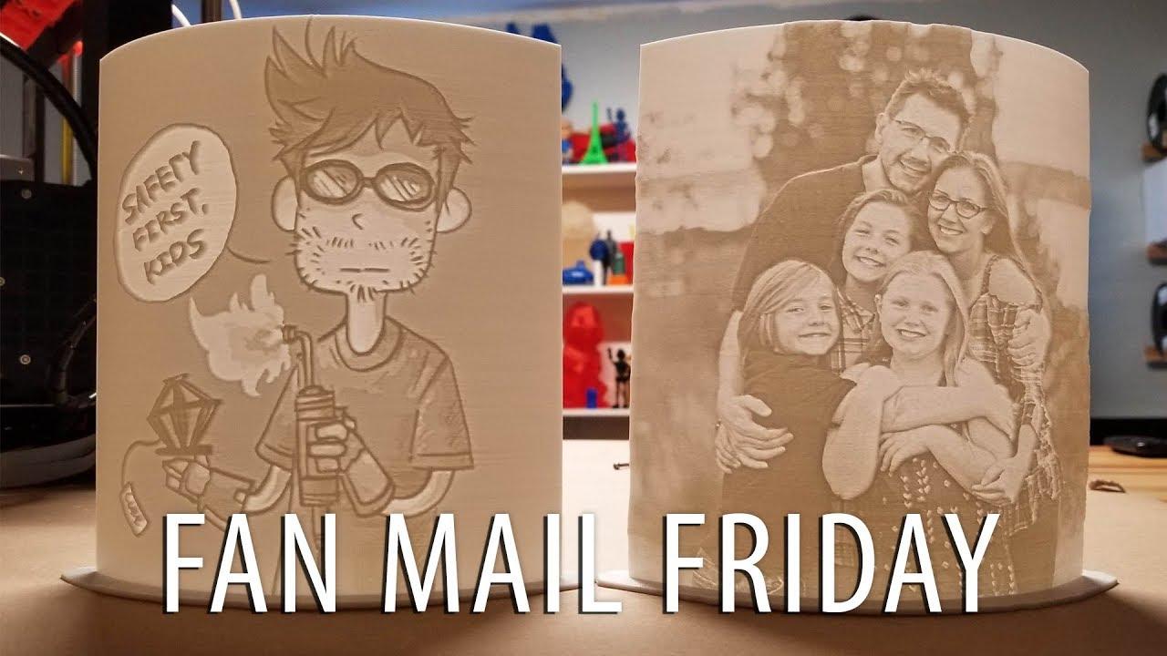 Fan Mail Friday!
