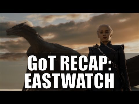 Game of Thrones Eastwatch Recap LIVE!