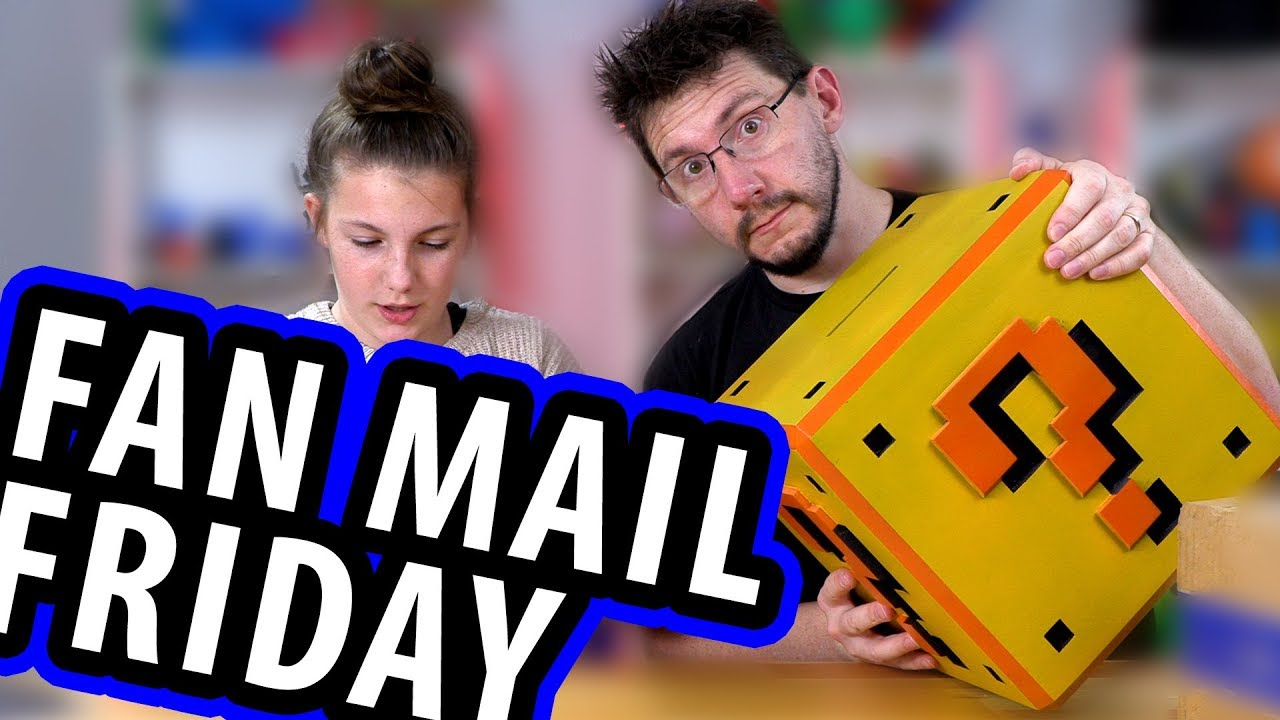 Fan Mail Friday – ON A SATURDAY???