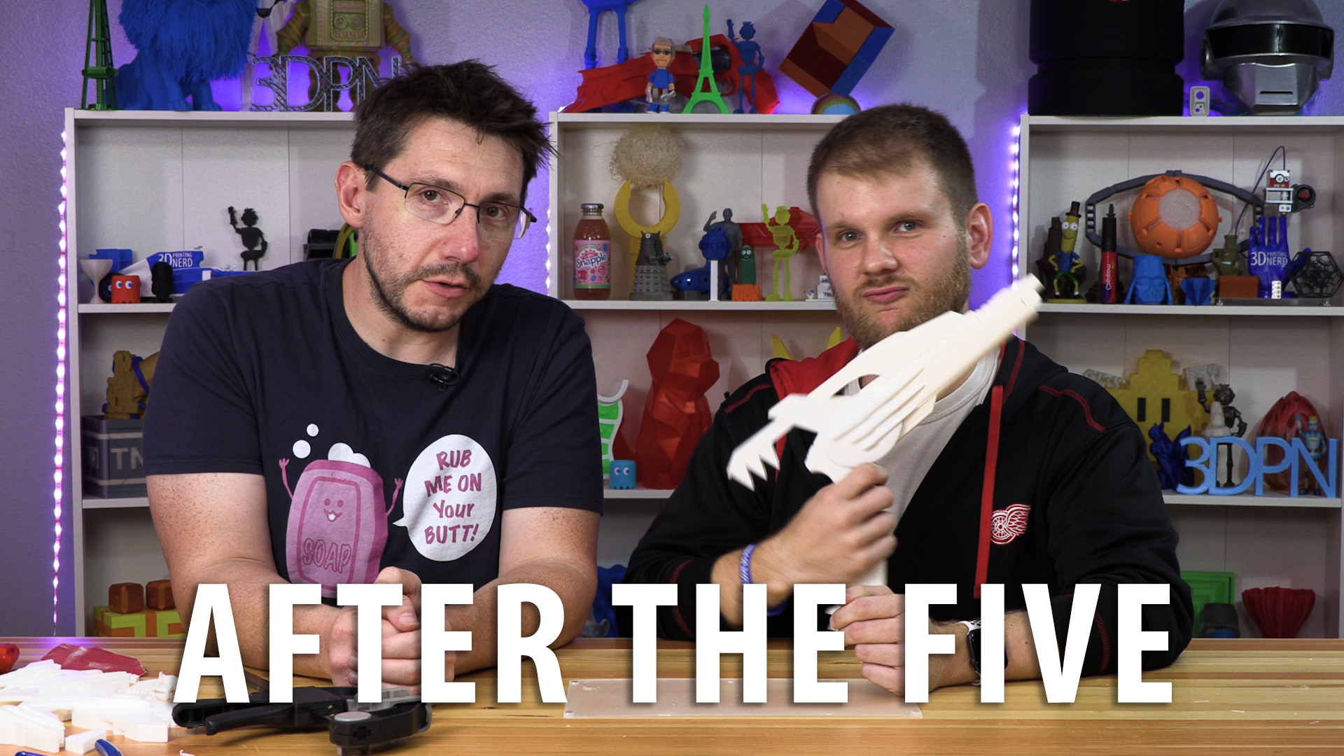 After The Five – Power Rangers Blaster