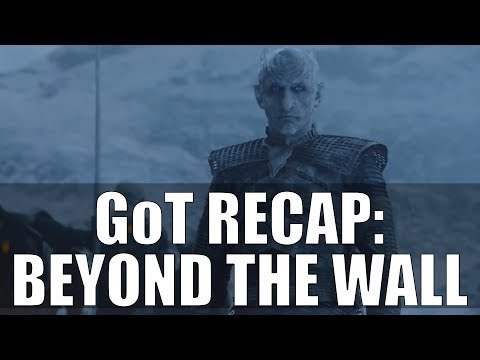 Game of Thrones Beyond the Wall Recap LIVE!