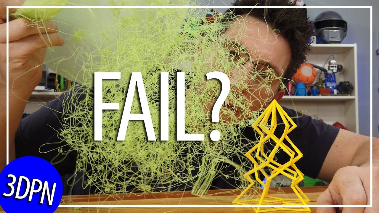 Failure is Not an Option – Makers Muse Lattice Tree & Impossible Tree