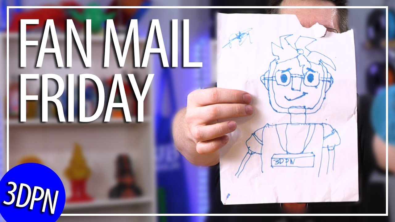 The LAST Fan Mail Friday on the Channel