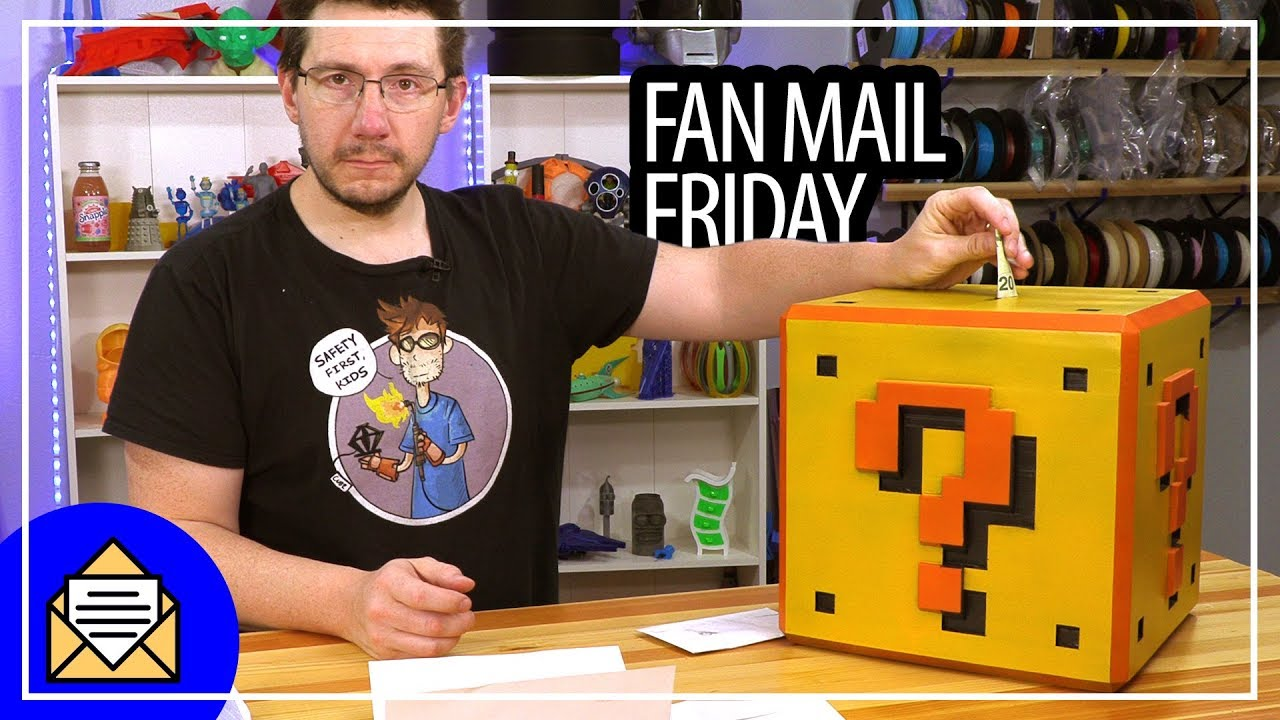Fan Mail Friday for March 1, 2019!