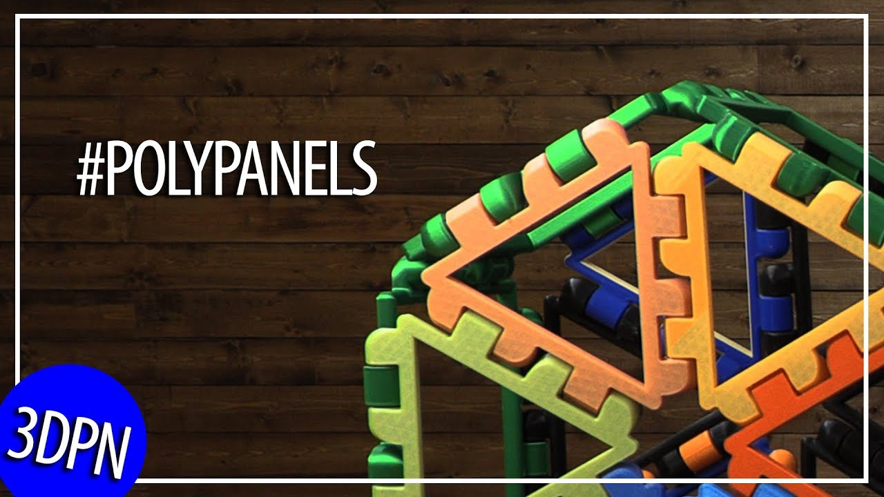 Build Your Imagination with POLYPANELS!