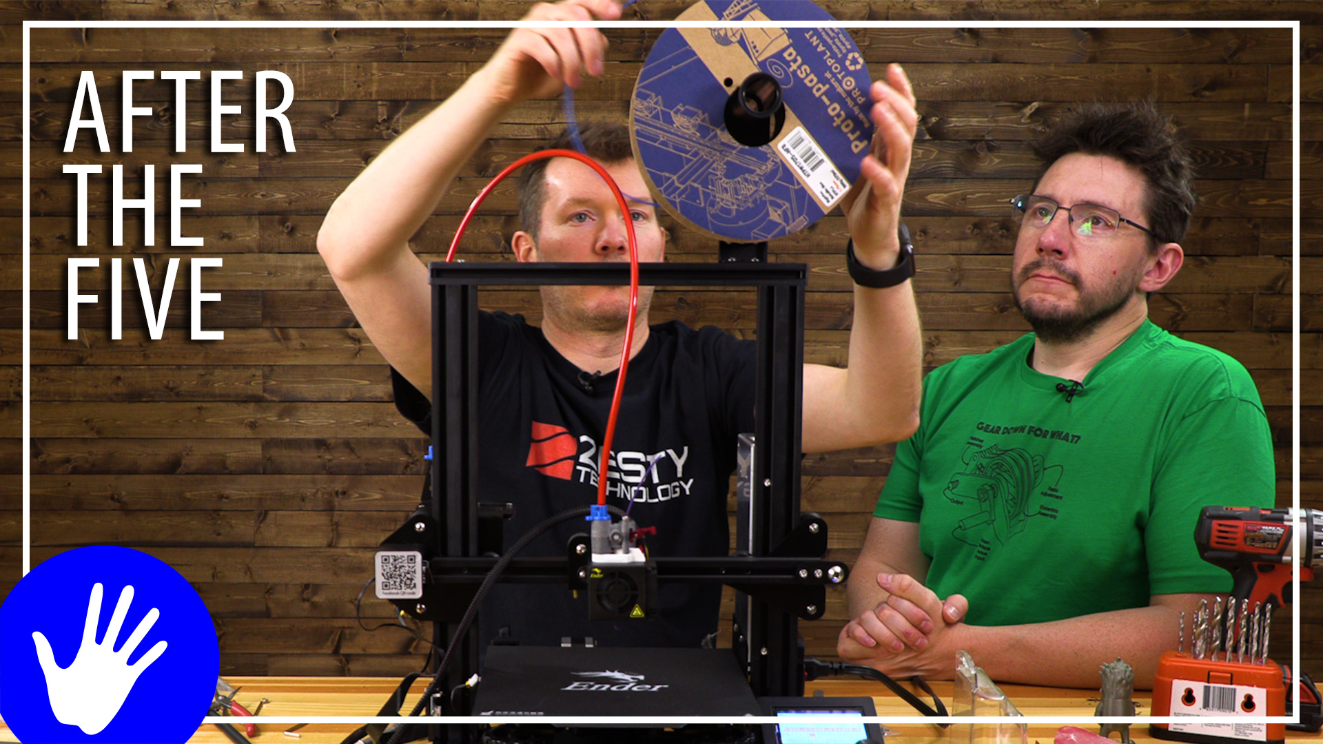 After The Five – Zesty Nimble Extruder