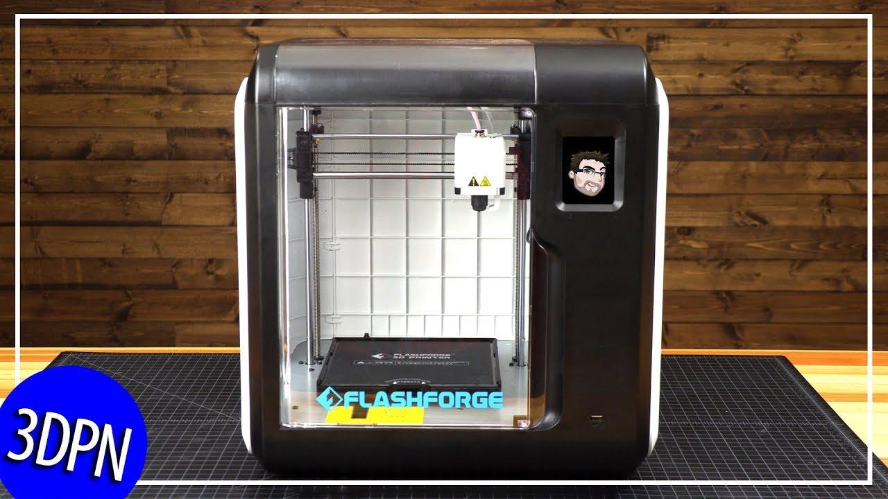 Flashforge Adventurer 3 3D Printer Review