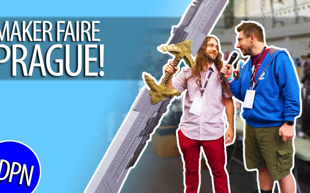 EARLY ACCESS: Maker Faire Prague!