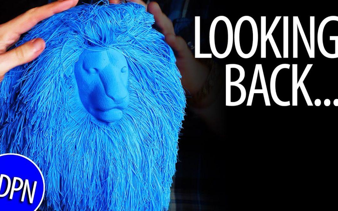 Top 5 of 2019 / 3D Printing Nerd Looking Back…
