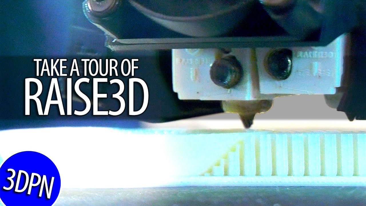 3D Printing at Raise3D – Meet the People Behind the Scenes